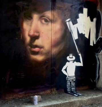 Lisbon: Caravaggio / Miniature Asshole